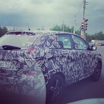 Lada XRay заметили на дорогах Тольятти, фото 1
