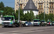 Платную парковку в Москве временно предложили отменить, фото 1