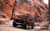 Lada 4x4 получит особую версию, фото 1