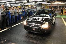 АвтоВАЗ в этом году усовершенствует Lada Priora, фото 1