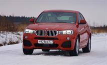 BMW X4 прописался в России, фото 1
