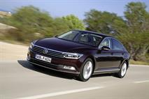 Volkswagen назвал рублевые цены на новый Passat, фото 1