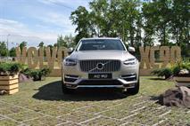 Volvo привезла в Россию новый ХС90, фото 1