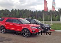 В России начались испытания обновленного Ford Explorer, фото 1