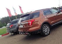 В России начались испытания обновленного Ford Explorer, фото 2