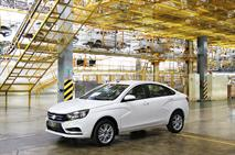 Lada Vesta станет первым российским автомобилем с вариатором, фото 1