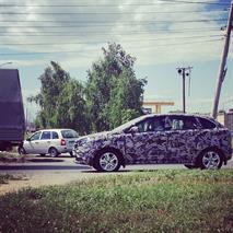 Lada Xray получит кожаный руль с обогревом, фото 1