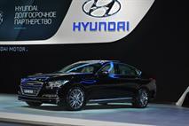 Продан 100-тысячный обновленный Hyundai Genesis, фото 1