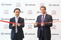 В Москве появились новые салоны Toyota и Lexus, фото 3