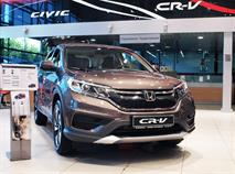 Honda приступила к продажам обновленного CR-V, фото 1