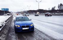 ГИБДД начнет эвакуировать автомобили на МКАД, фото 1