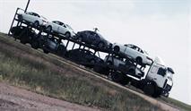 Lada Vesta вновь заметили на дорогах, фото 2