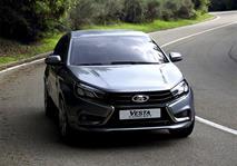 Lada Vesta получит внедорожную версию, фото 1