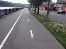 За выезд на велодорожку предложили штрафовать, фото 1