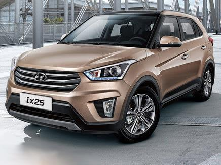 Hyundai назвал имя компактного кроссовера российской сборки