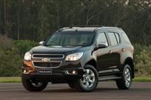 Chevrolet отзывает в России внедорожники Trailblazer, фото 1