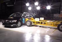 Новый Skoda Superb получил высшую оценку по безопасности, фото 2