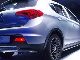 Lifan приступил к продажам конкурента Lada Xray