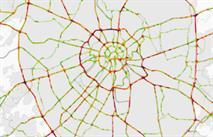 «Яндекс» составил карту аварийных участков в Москве, фото 1