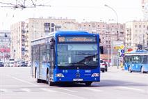 Камеры на городских автобусах зафиксировали 20 тыс. нарушений ПДД, фото 1
