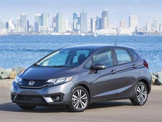 Honda Fit появился сначала в США
