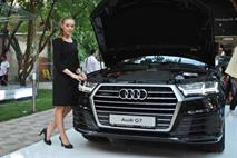 Новый Audi Q7 представили на территории бывшего Бадаевского завода, фото 2