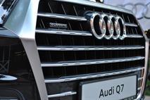 Новый Audi Q7 представили на территории бывшего Бадаевского завода, фото 3