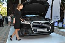 Новый Audi Q7 представили на территории бывшего Бадаевского завода, фото 7