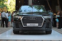 Новый Audi Q7 представили на территории бывшего Бадаевского завода, фото 15