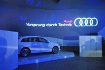 Новый Audi Q7 представили на территории бывшего Бадаевского завода, фото 19