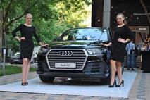 Новый Audi Q7 представили на территории бывшего Бадаевского завода, фото 21