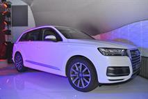 Новый Audi Q7 представили на территории бывшего Бадаевского завода, фото 22