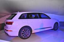 Новый Audi Q7 представили на территории бывшего Бадаевского завода, фото 24
