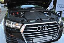 Новый Audi Q7 представили на территории бывшего Бадаевского завода, фото 27