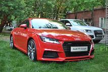 Новый Audi Q7 представили на территории бывшего Бадаевского завода, фото 29