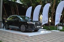 Новый Audi Q7 представили на территории бывшего Бадаевского завода, фото 31