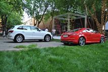 Новый Audi Q7 представили на территории бывшего Бадаевского завода, фото 32