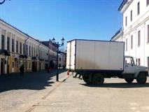 В Москве усилят контроль за парковкой грузовиков, фото 1