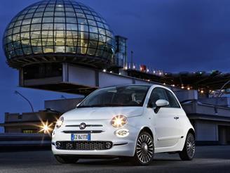 Fiat 500 обновили