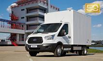 Ford представил особые фургоны на базе Transit, фото 1