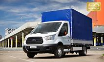 Ford представил особые фургоны на базе Transit, фото 2