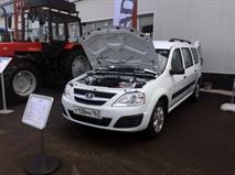 АвтоВАЗ показал двухтопливную Lada Largus, фото 1