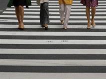 За день на пешеходных переходах города пострадали четыре ребенка