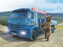 «КамАЗ» создаст экологически чистый грузовик