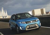 Новый вседорожник Suzuki добрался до России, фото 1