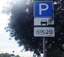 Платные парковки появятся в дальнем Подмосковье, фото 1