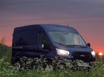 Ford Transit – прививка европейских ценностей