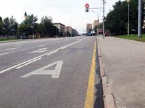 В Москве запретили двигаться по выделенкам в субботу, фото 1