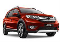 Honda показала новый трехрядный кроссовер, фото 1