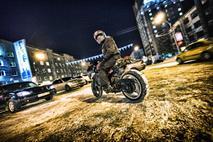 Езду на мотоцикле зимой предложили запретить, фото 1